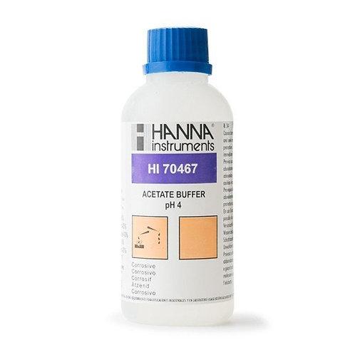 HI-70467 Acetate Buffer pH 4