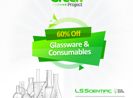 The Green Project - Glassware & Consumables