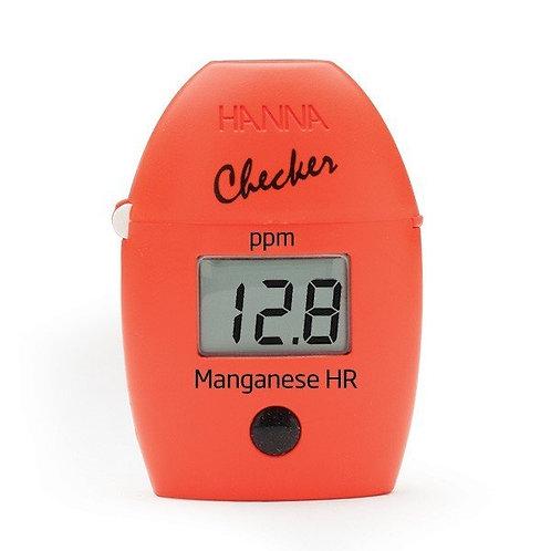 HI-709 Manganese High Range Handheld Colorimeter - Checker�HC