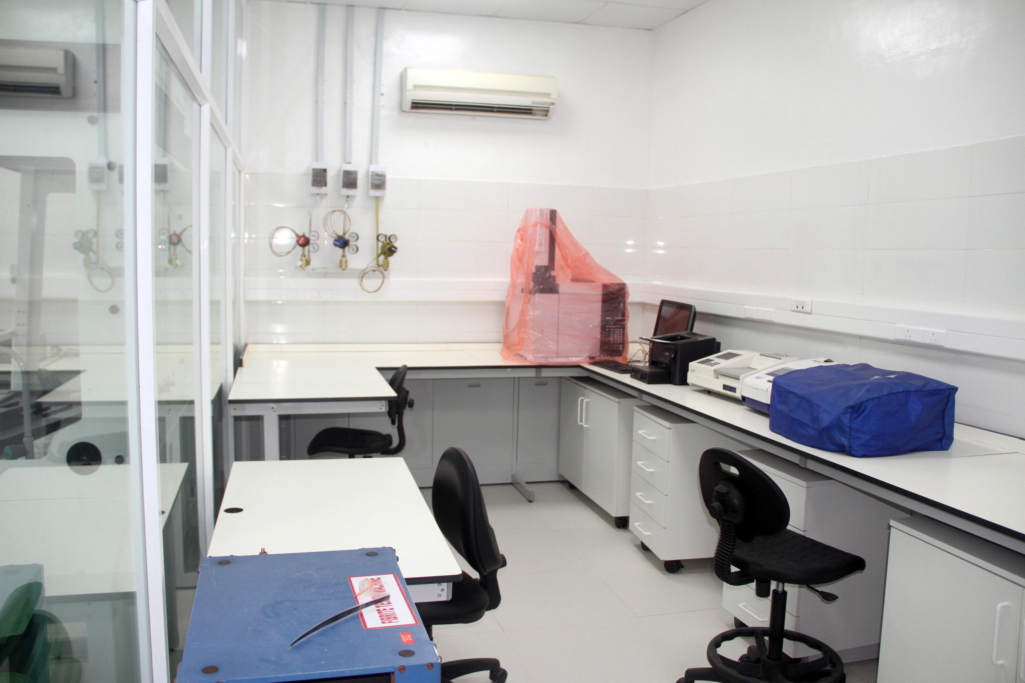 Instrumentation Room