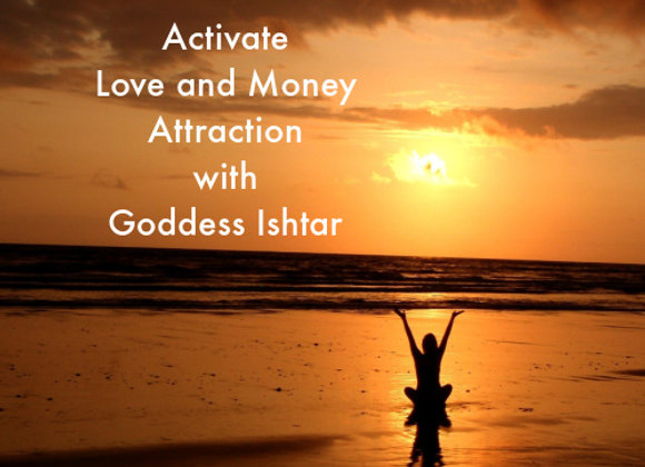 Activate Love and Money Attraction Meditation