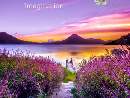 Spiritual Gift #1 Imagination