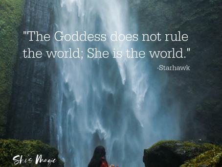 Inner Goddess Day #19