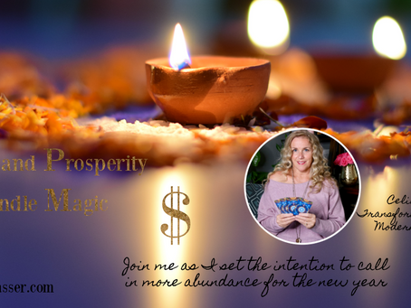 Join Me For Money and Prosperity Candle Magic