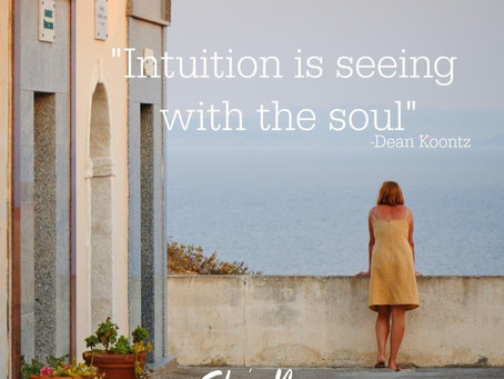 Intuition Day #12