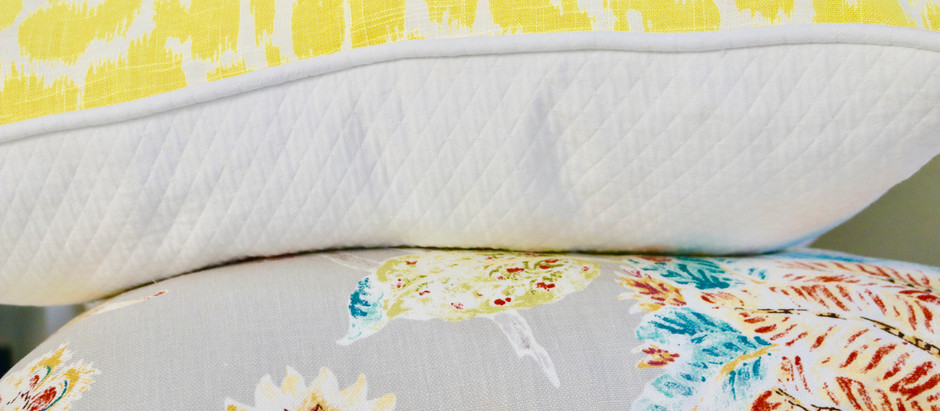Buy Pillow Inserts that bring you Peace