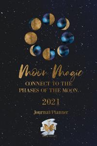 Moon Magic Planner/ Journal