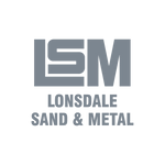 Lonsdale Sand & Metal Logo