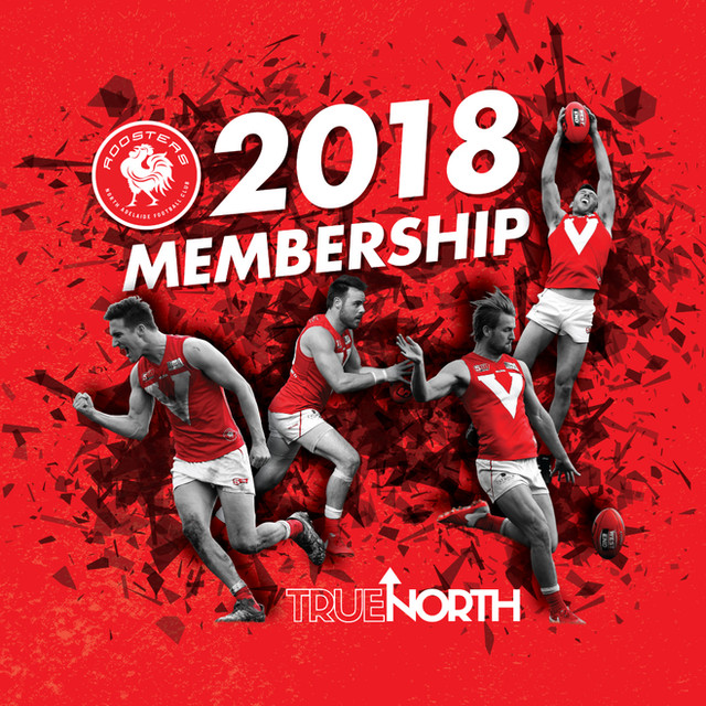 North Adelaide Football Club 2018 Membership Campaign