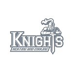 Knights Heating & Cooling Logo