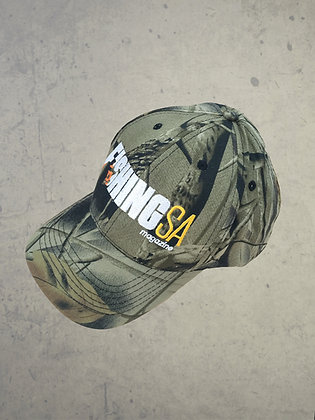Fishing SA Cap - Black or Camo