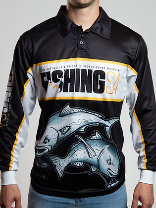 Fishing SA tournament top front view