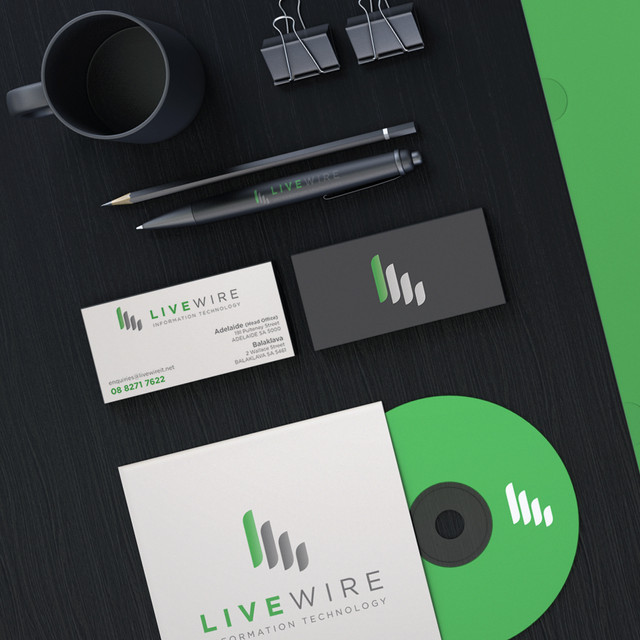 Livewire IT Brand Development