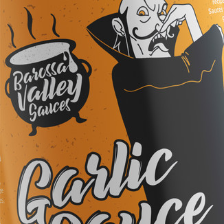 Barossa Valley Sauces Brand Development