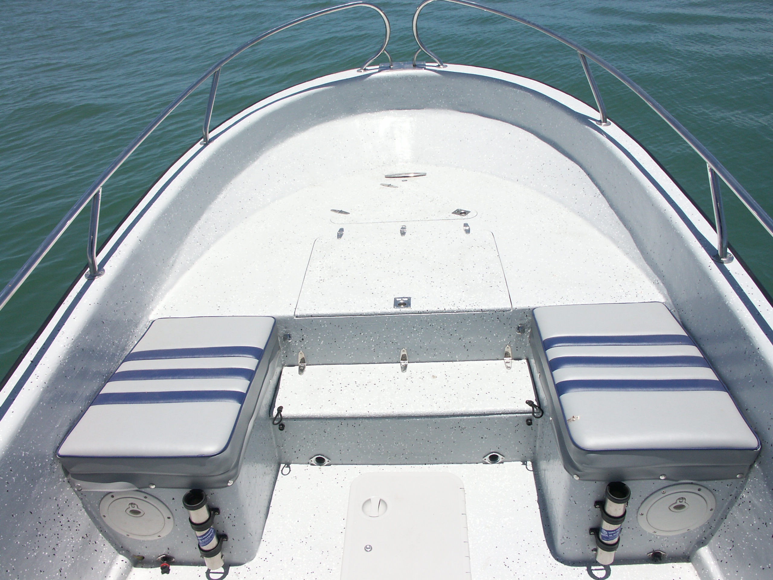 6850 Forward Casting Platform
