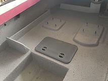 Boat seat base modifications