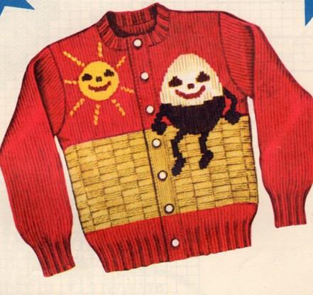 knit-o-graf humpty dumpty