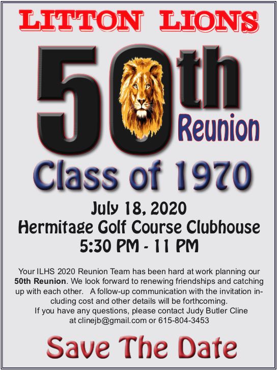 SAVE THE DATE_50TH REUNION FLYER 9_12_19