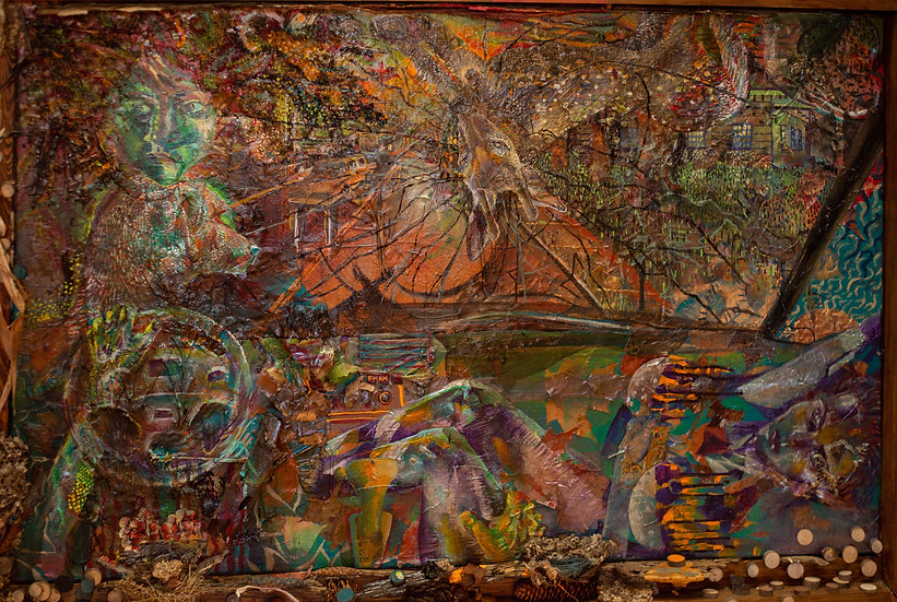 Transmission by Jody Borhani-D'Amico