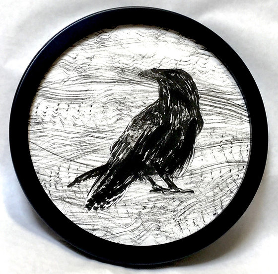 Raven by Julie McNeil