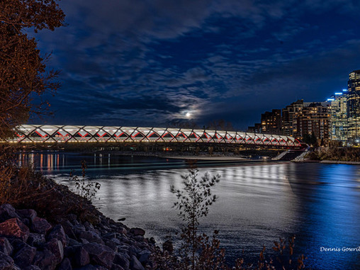 Calgary Nightscapes