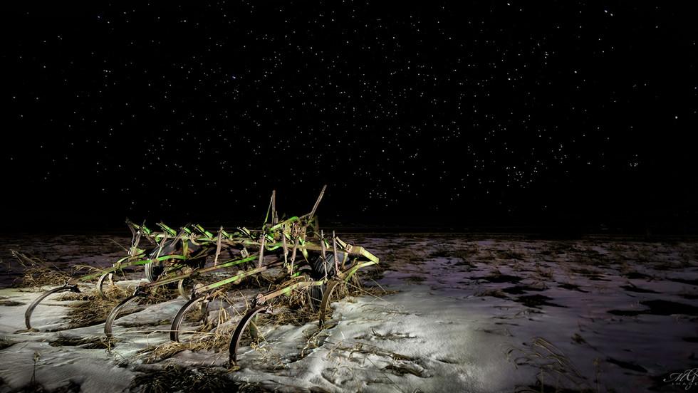 4 - Green Harrow under Stars.jpg