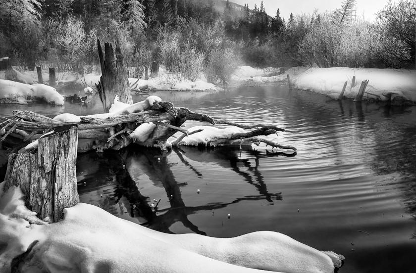 Vermillion Lakes Ripple