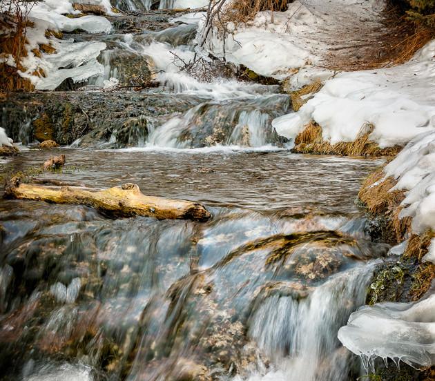 Big Hill Springs Falls 1