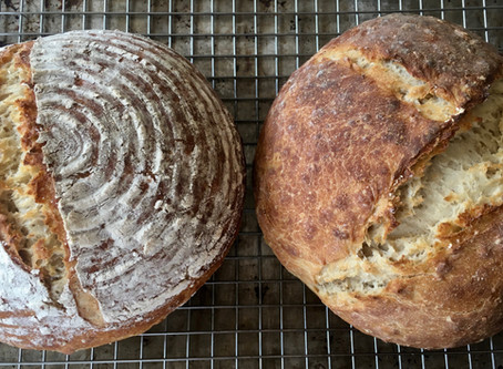 Sourdough Boot Camp Days Eleven And Twelve