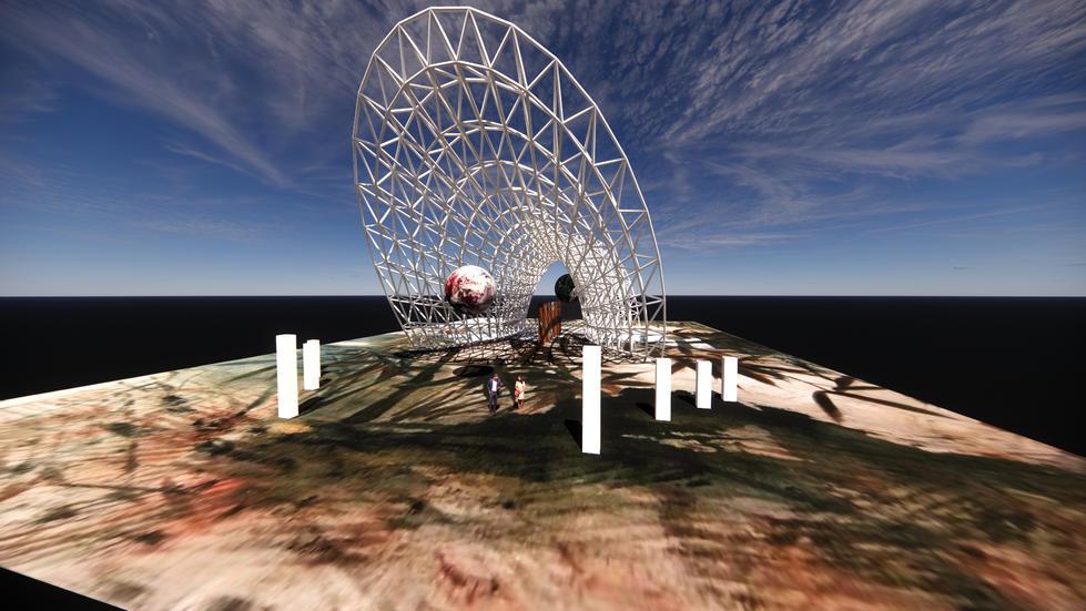 Art 7-City in Bubbles-38x13.jpg