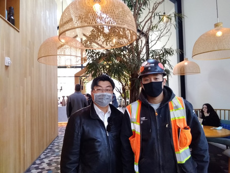 2021 Mine NY Episode 1: Justin Oh, Project Manager at KATERRA