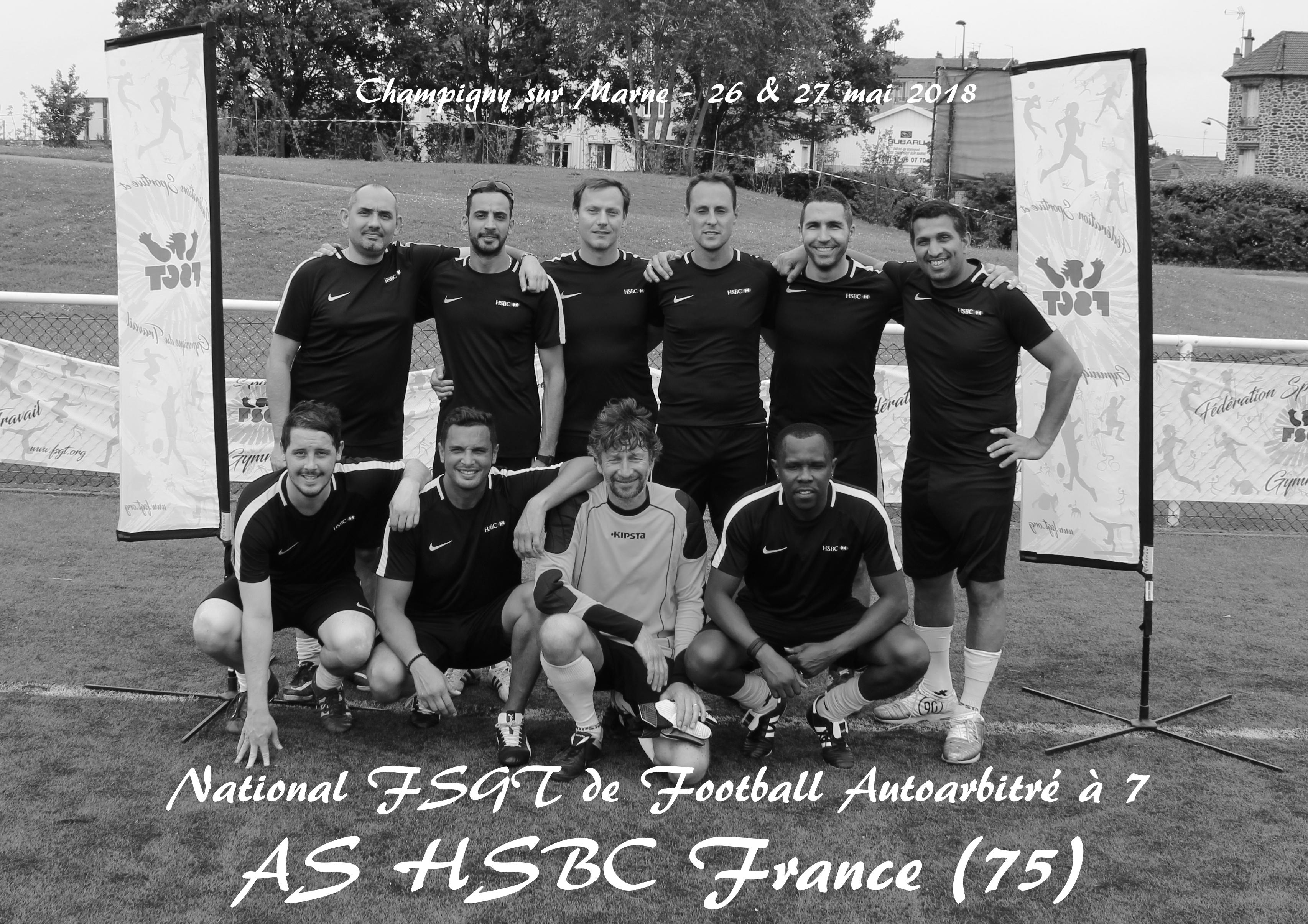 AS HSBC France