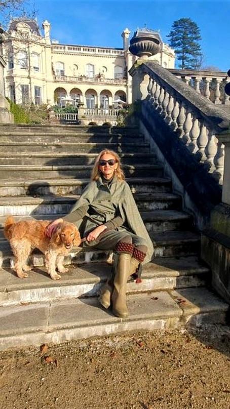 Annika Purdey, A Style Icon.