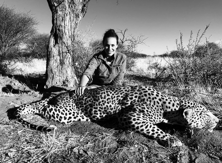 The Viral Huntress: Britt Longoria.