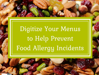 Navigating School Lunch with Food Allergies (part II)