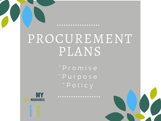 Your Procurement Plan