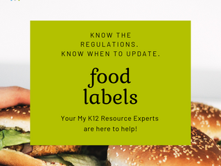Food Labels: Know the Regulations and When to Conduct an Update