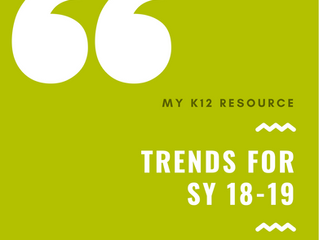 Trends for School Year 18-19