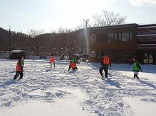雪中サッカー.JPG