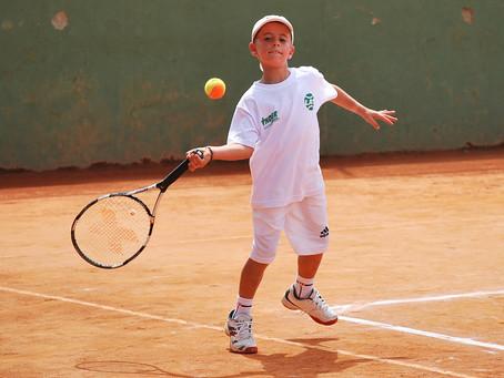 Comencen les classes de la nostra escola de tennis infantil - Curs 2014-2015