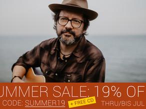 2019 Summer Sale until/bis Jul 21