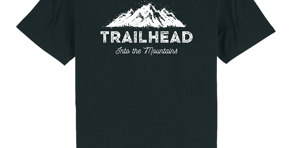 "T-Shirt ""Into The Mountains"" (limitiert, unisex)"