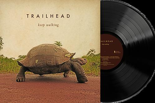 """Vinyl """"Keep walking"""""""