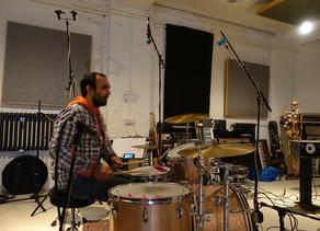 New album: Drums!