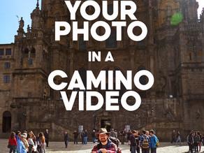 Dein Foto in einem Camino Video (dt./engl.)