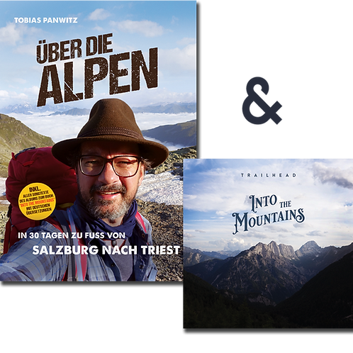 Mountain-Doppel: CD & Buch