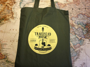The Trailhead bag is here!