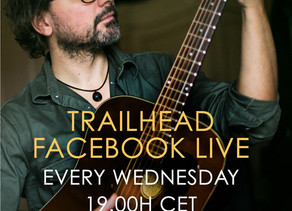 Starting now: Weekly Facebook live