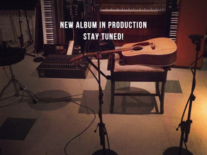 New album in production