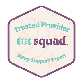 Tot Squad Trusted Provider - Sleep Support Expert